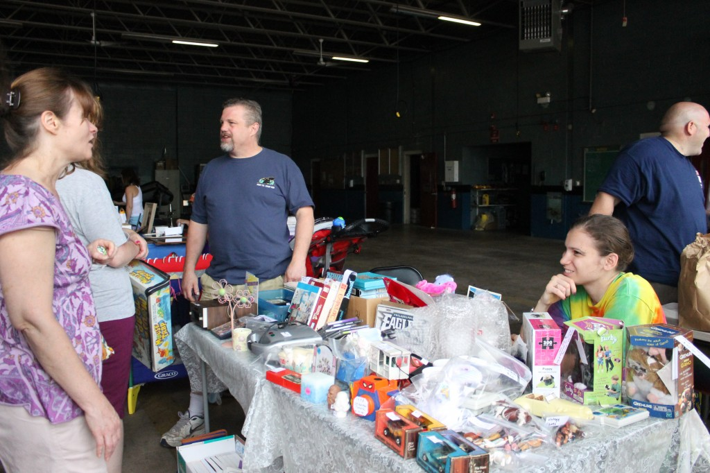 Fire Company Holding Flea Market Saturday