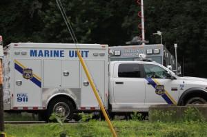 The Philadelphia Police Department Marine Unit. File photo Credit: Tom Sofield/LevittownNow.com