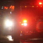 Firefighters Respond to Car Fire in Penndel