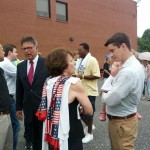 Strouse Opening Doylestown Campaign Office