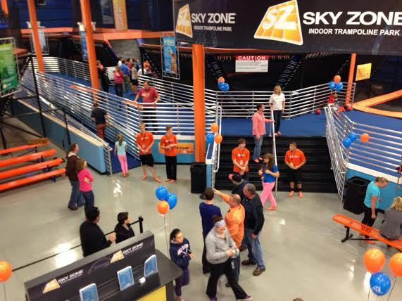 SkyZone Plans July Opening for Levittown Location