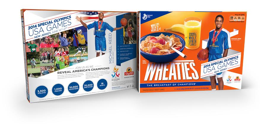 Levittown Teen Makes it to Wheaties Box