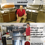 Blonder's Appliance Center is Ready for Summer!