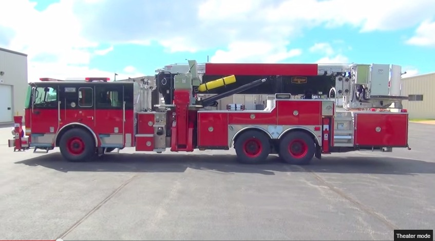 Bristol Twp. Council Signs Off on Paperwork for Fire Truck