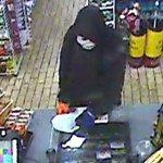 Falls Police: Do You Know This Robbery Suspect?