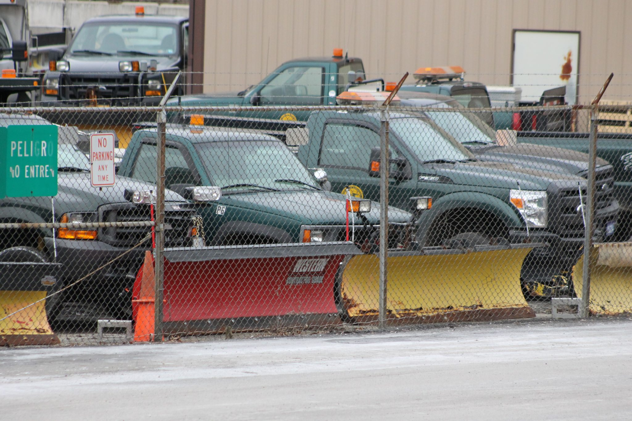 Middletown to Upgrade Public Works Equipment After Rough Winter