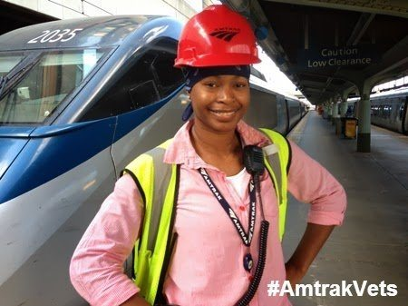 Amtrak Looking to Hire 'American Heroes' with Job Fair Thursday