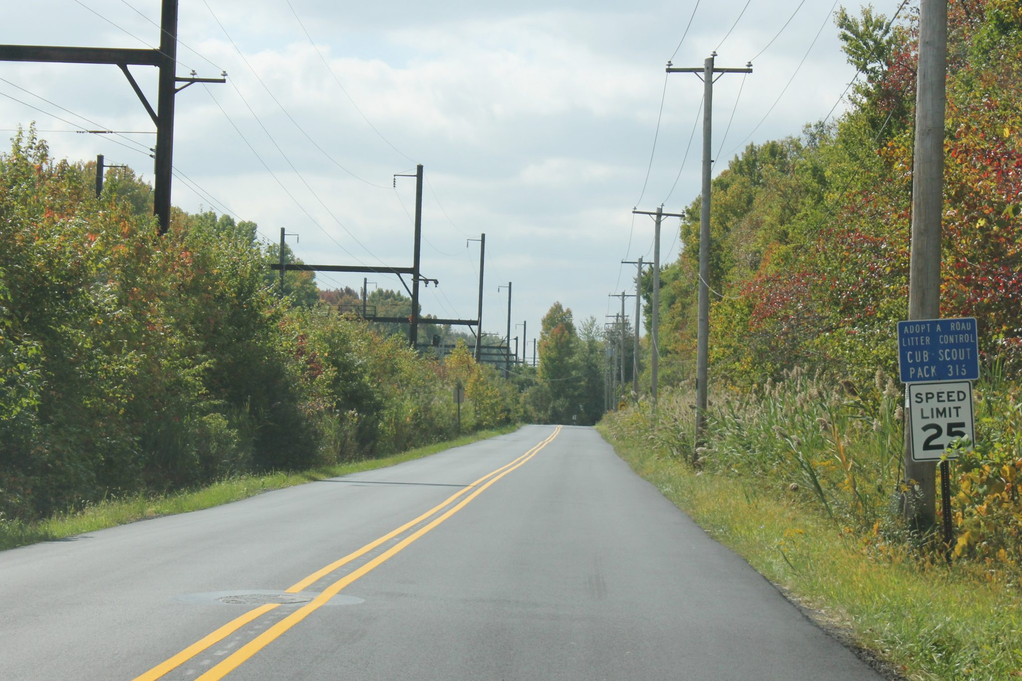 Big Oak Road To Be Closed For Rail Work