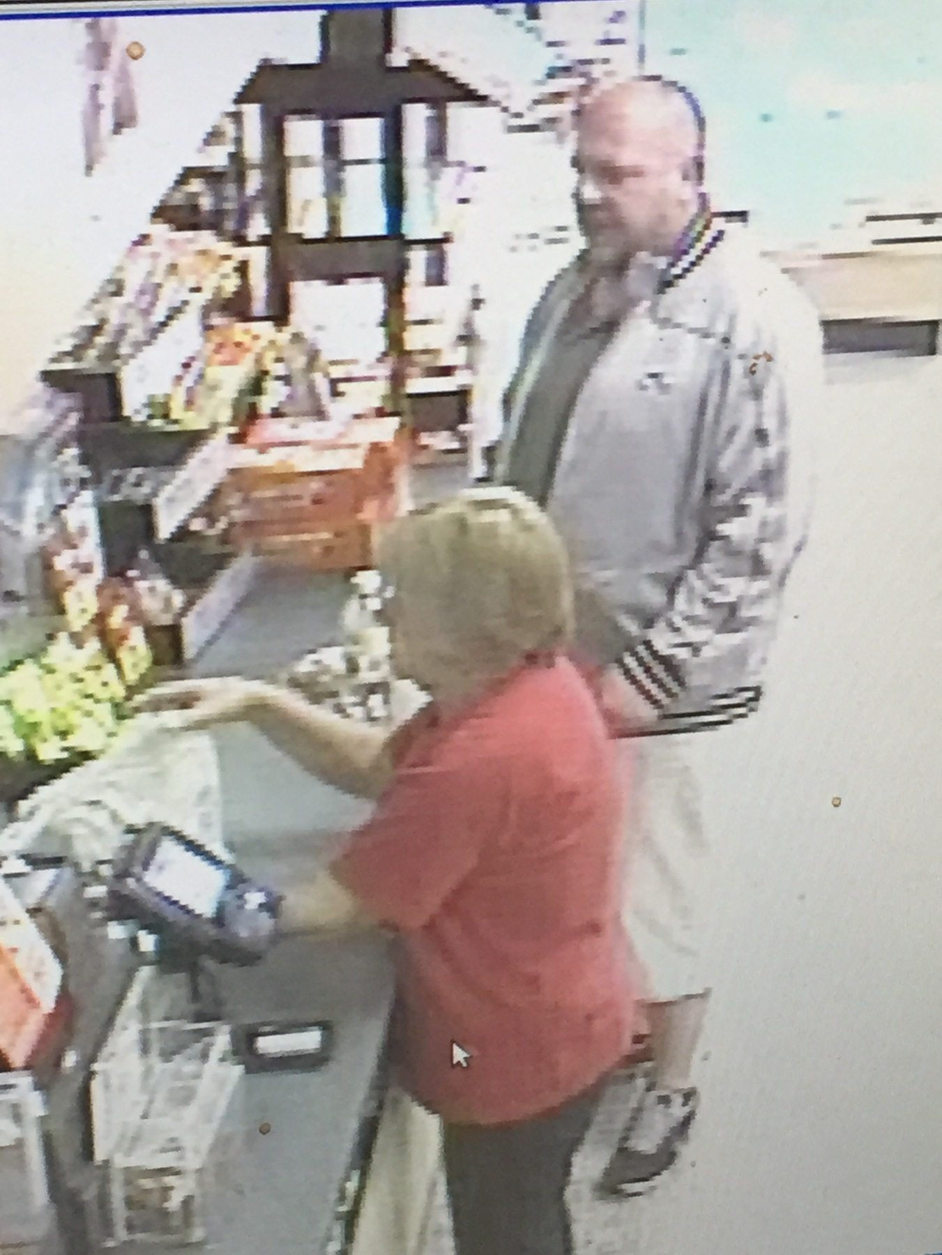 Police Work To Identify Man Allegedly Connected To Theft