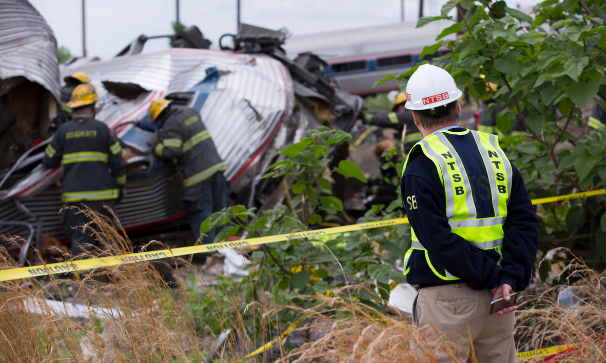 Here's How The Philly Derailment Has Impacted Levittown-Area Travel