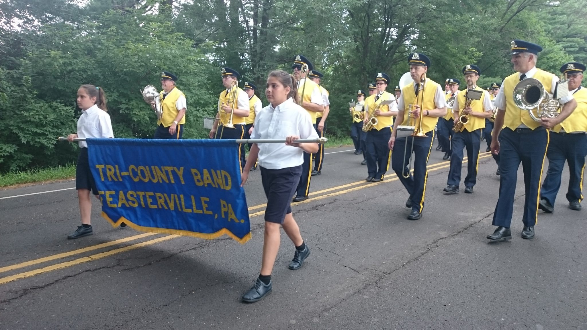 Locals Flock To Middletown July 4th Parade