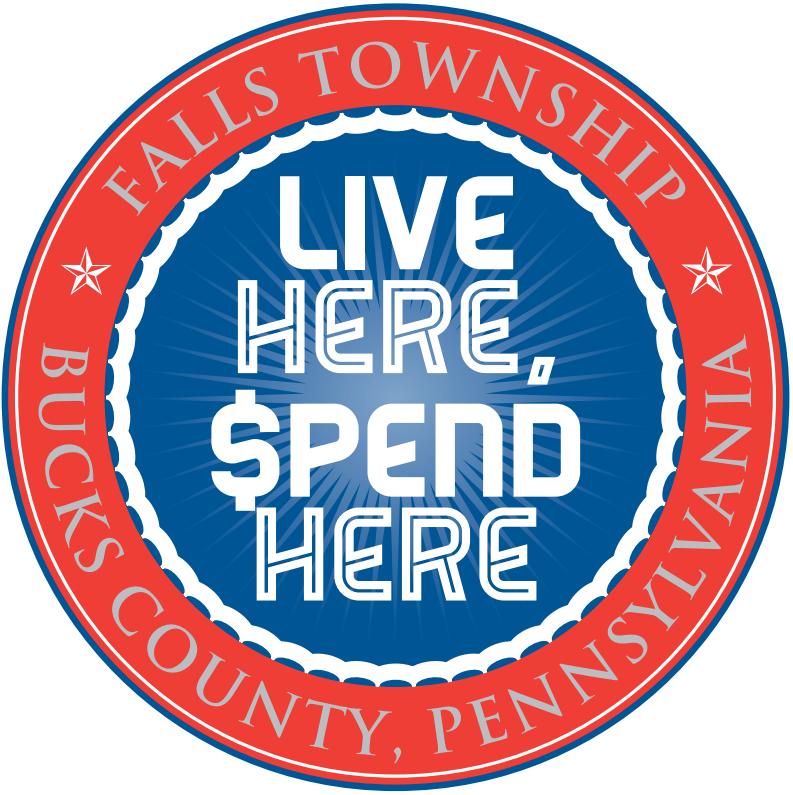 Falls Announces 'Live Here, Spend Here' Logo Contest Winner