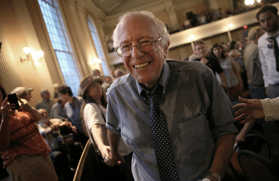 Bernie Sanders Supporters To Hold Campaign Event In Levittown