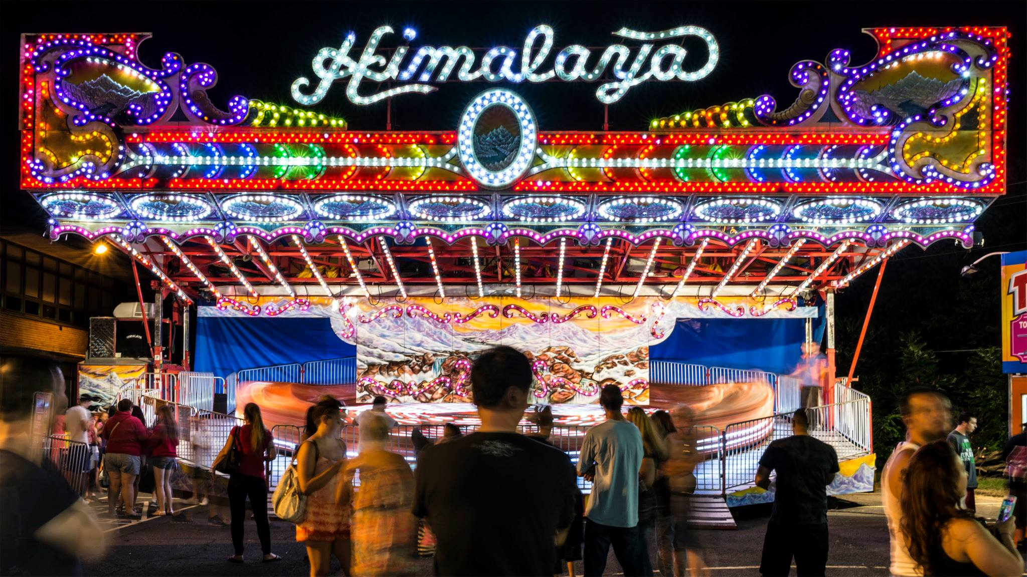 Photographer Captures Stunning Images Of St. Michael's Fair