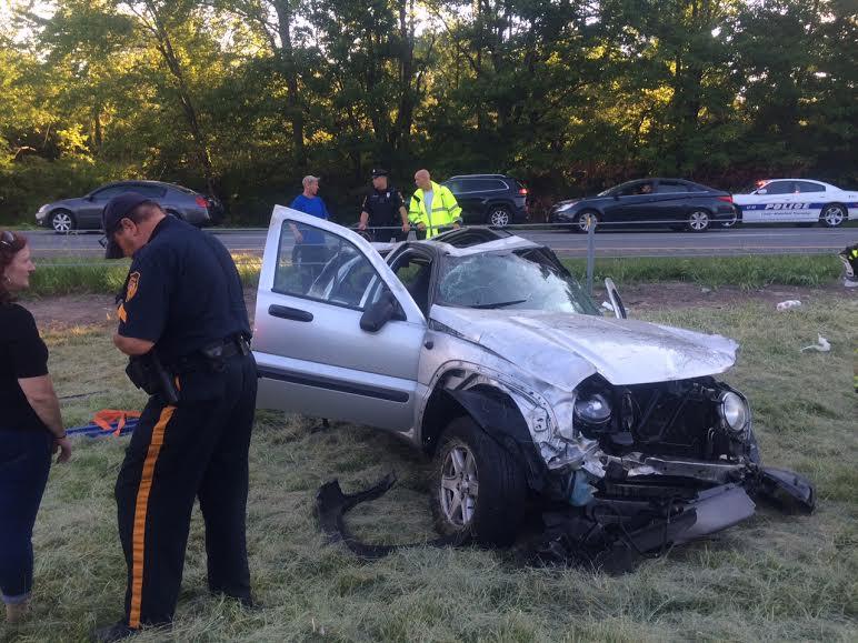 UPDATED: One Killed, Several Injured In I-95 Crash