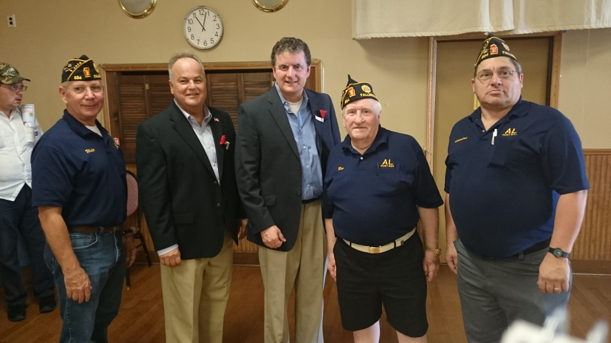 Veterans Learn About Resources At Weekend Event