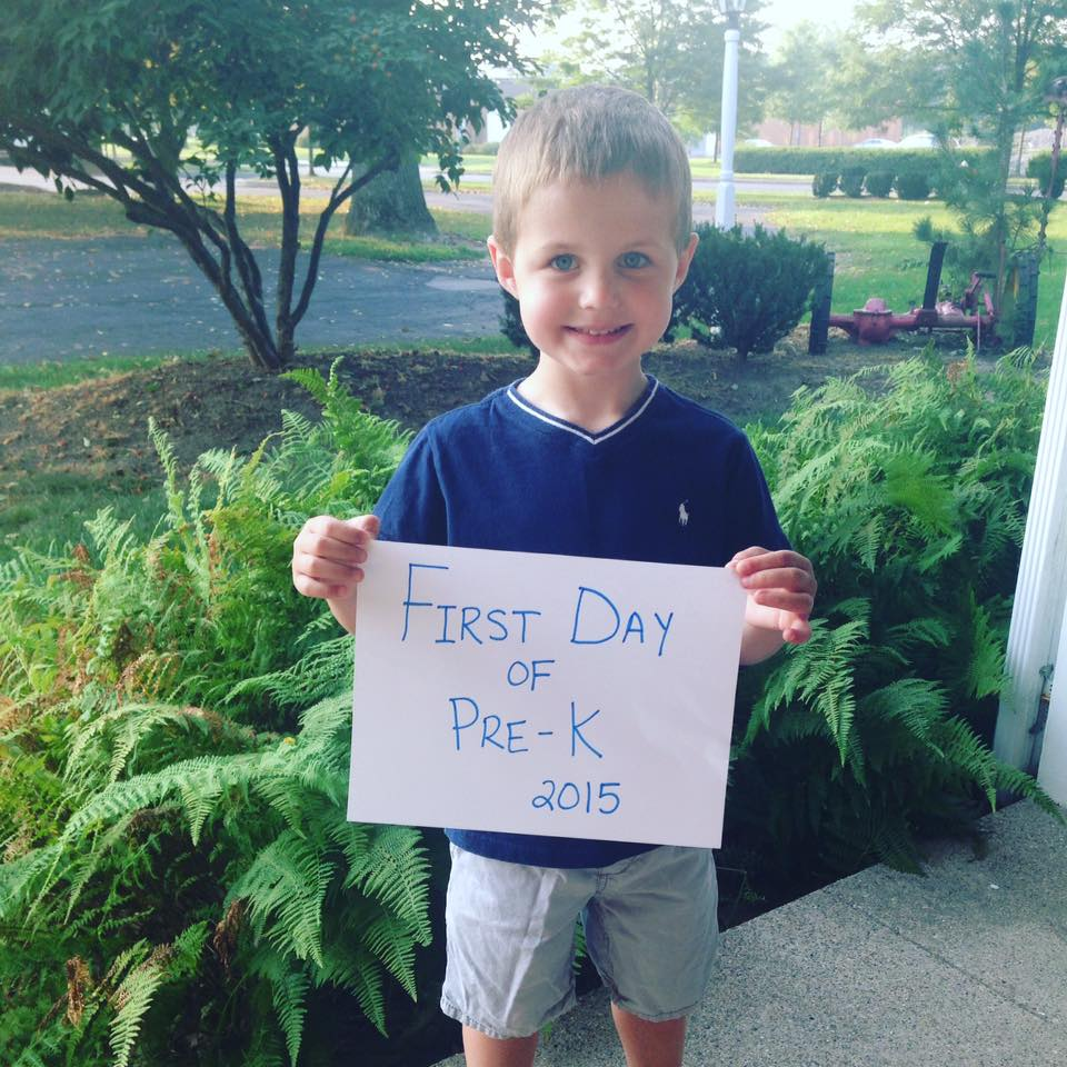 PHOTOS: Many Levittown-Area Kids Return To School