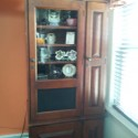 Hooker Entertainment Wall Unit